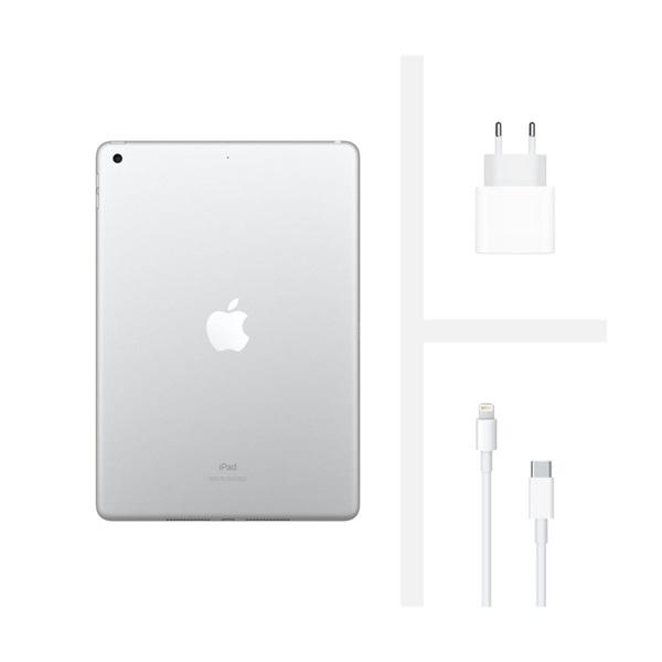 Apple 10,2 iPad 8 32GB Wi-Fi + Cellular Silver (ezüst) - 5