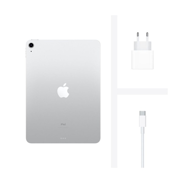 Apple 10,9 iPad Air 4 64GB Wi-Fi + Cellular Silver (ezüst) - 4