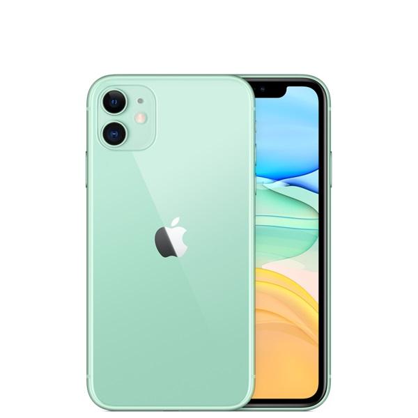 Apple iPhone 11 64GB Green (zöld) - 1