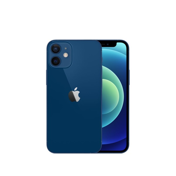 Apple iPhone 12 mini 64GB Blue (kék) - 1