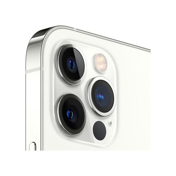 Apple iPhone 12 Pro 256GB Silver (ezüst) - 4