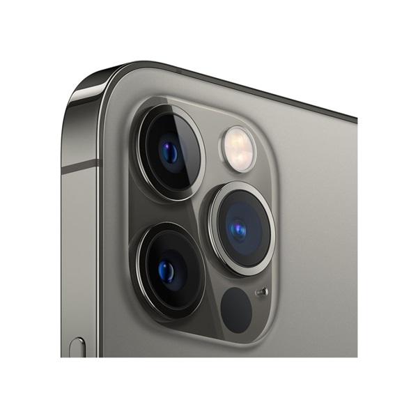 Apple iPhone 12 Pro Max 256GB Graphite (szürke) - 4