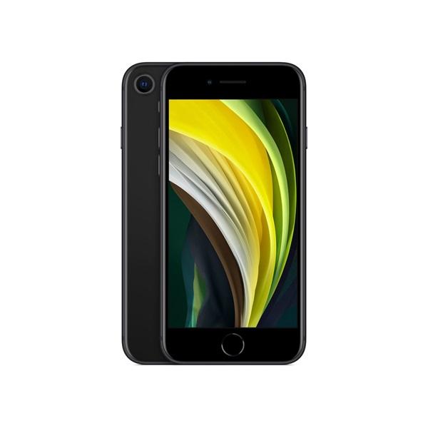 Apple iPhone SE 64GB Black (fekete) - 1