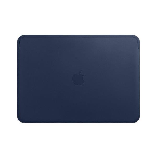 Apple MacBook Pro 13,3 éjfélkék bőrtok - 1