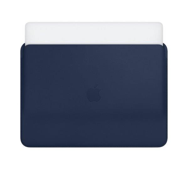 Apple MacBook Pro 13,3 éjfélkék bőrtok - 3
