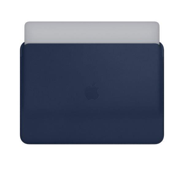Apple MacBook Pro 13,3 éjfélkék bőrtok - 4