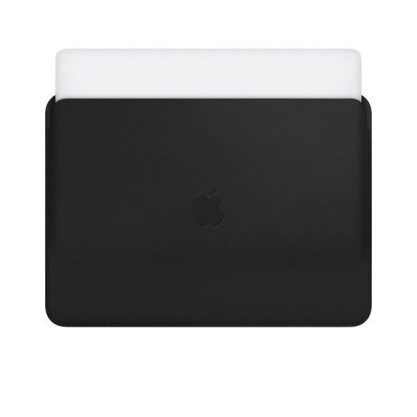 Apple MacBook Pro 13,3 fekete bőrtok - 3