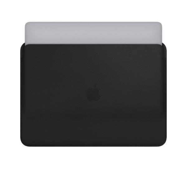 Apple MacBook Pro 13,3 fekete bőrtok - 4