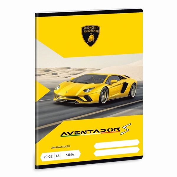 Ars Una Lamborghini A5 20-32 sima füzet - 3