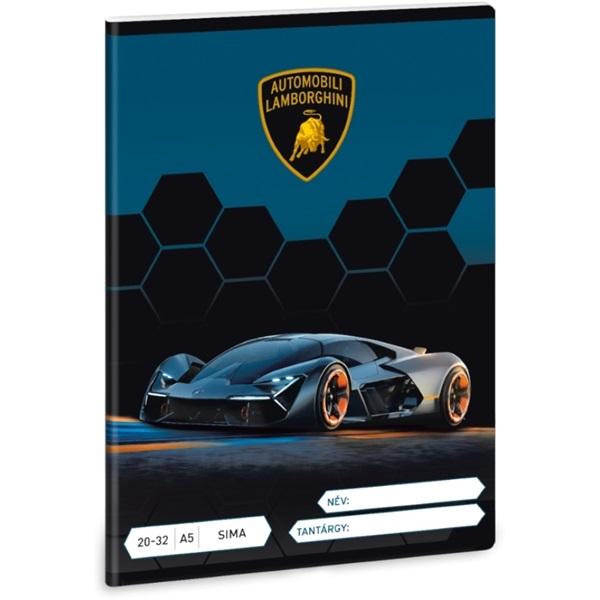 Ars Una Lamborghini A5 20-32 sima füzet - 1