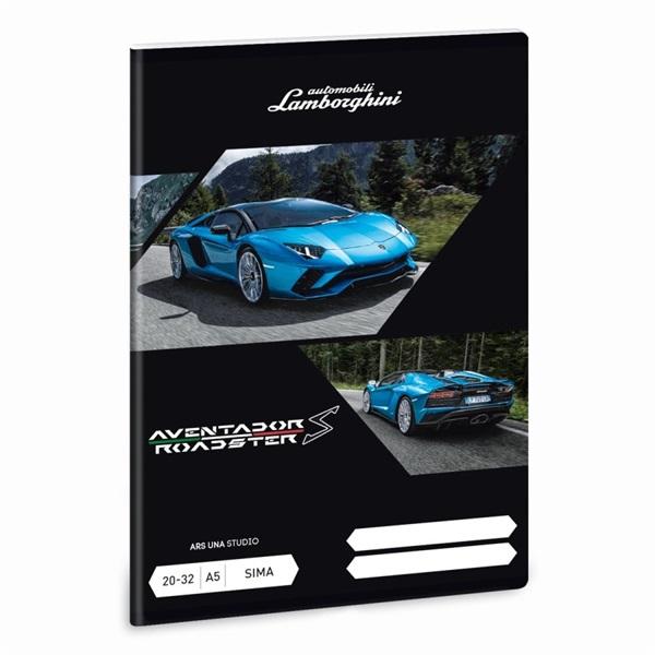 Ars Una Lamborghini A5 20-32 sima füzet - 4