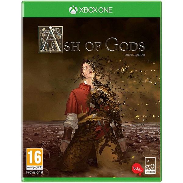 Ash of Gods: Redemption Xbox One játékszoftver - 1