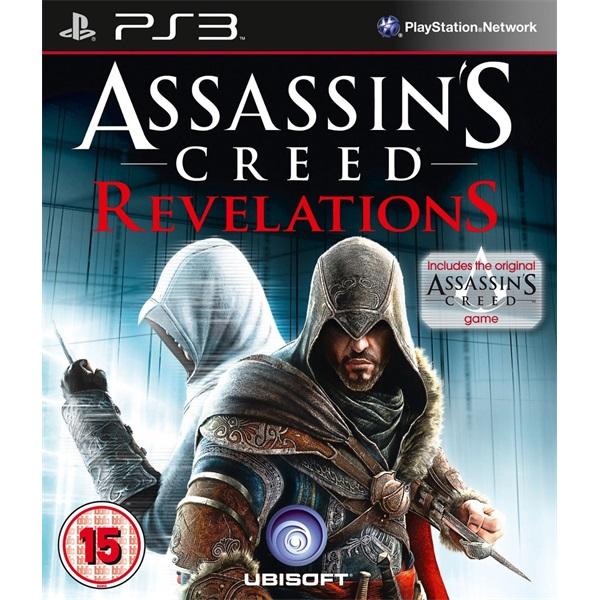 Assassin`s Creed Revelations PS3 játékszoftver - 1