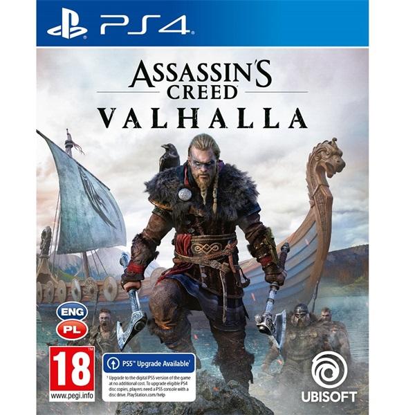 Assassin`s Creed Valhalla PS4 játékszoftver - 1