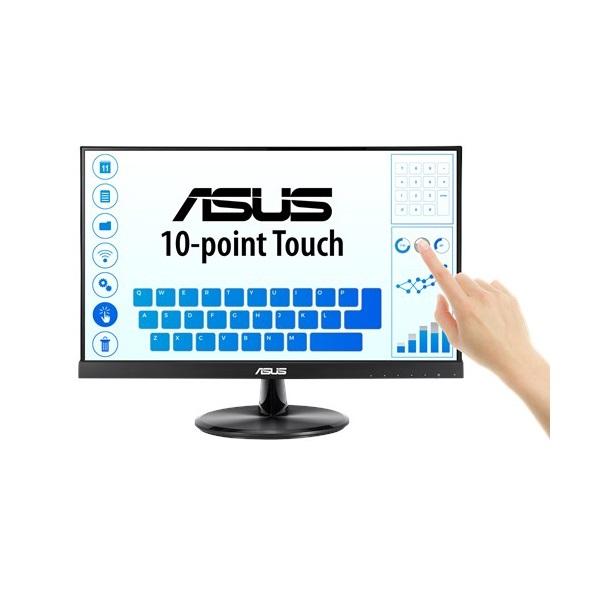 Asus 21,5 VT229H LED HDMI érintőképernyős monitor - 1
