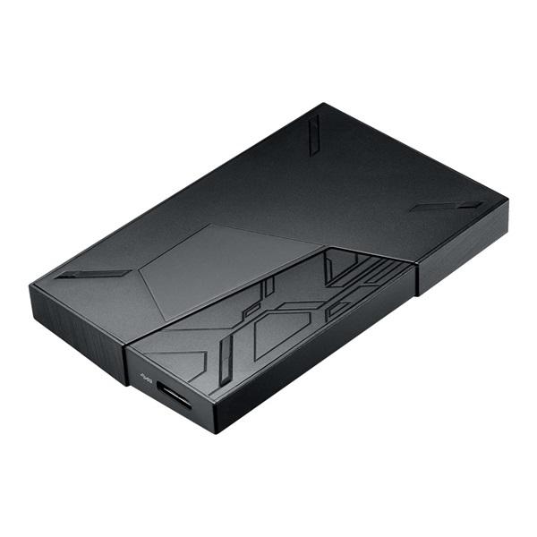 ASUS FX EHD-A1T/1TB/BLK 2,5 1TB USB3.1 fekete külső winchester - 4