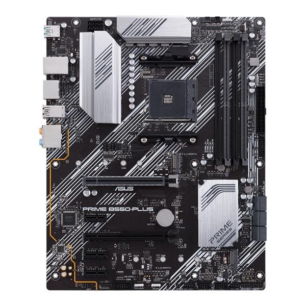 ASUS PRIME B550-PLUS AMD B550 SocketAM4 ATX alaplap - 2