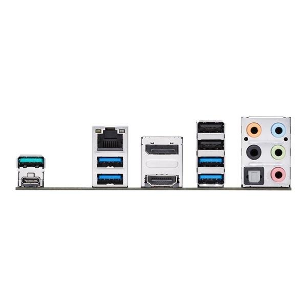 ASUS PRIME B550-PLUS AMD B550 SocketAM4 ATX alaplap - 3
