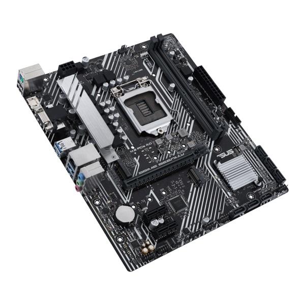 ASUS PRIME B560M-K Intel B560 LGA1200 mATX alaplap - 4