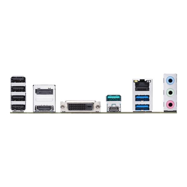 ASUS PRIME Z590M-PLUS Intel Z590 LGA1200 mATX alaplap - 6