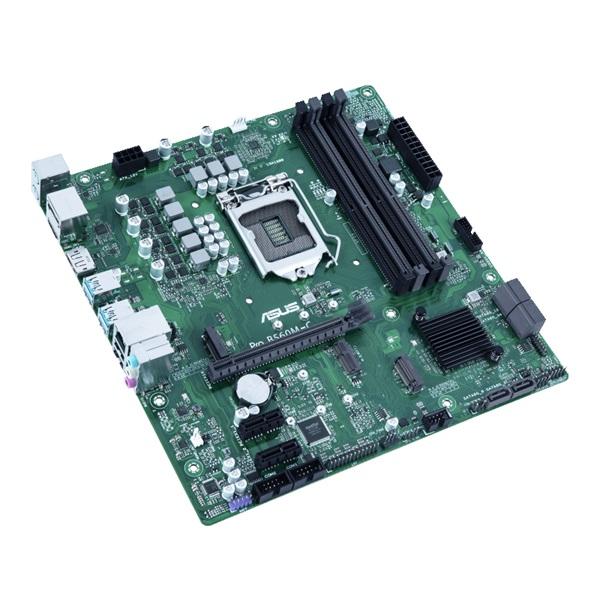 ASUS PRO B560M-C/CSM Intel B560 LGA1200 mATX alaplap - 3