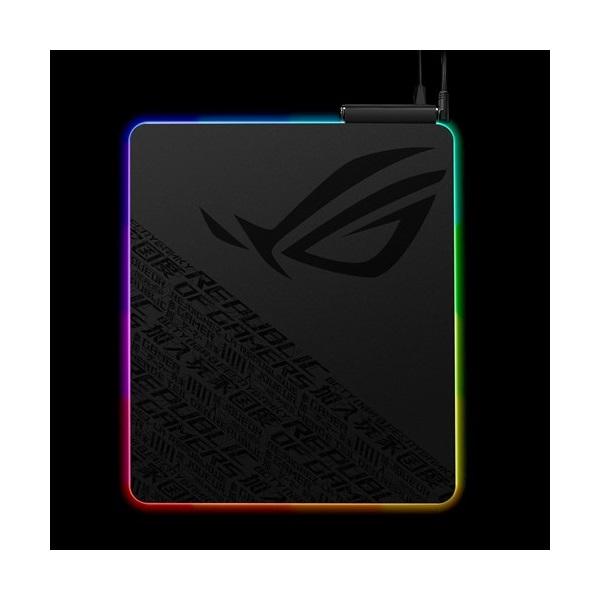 ASUS ROG Balteus Qi RGB világító gamer egérpad - 2
