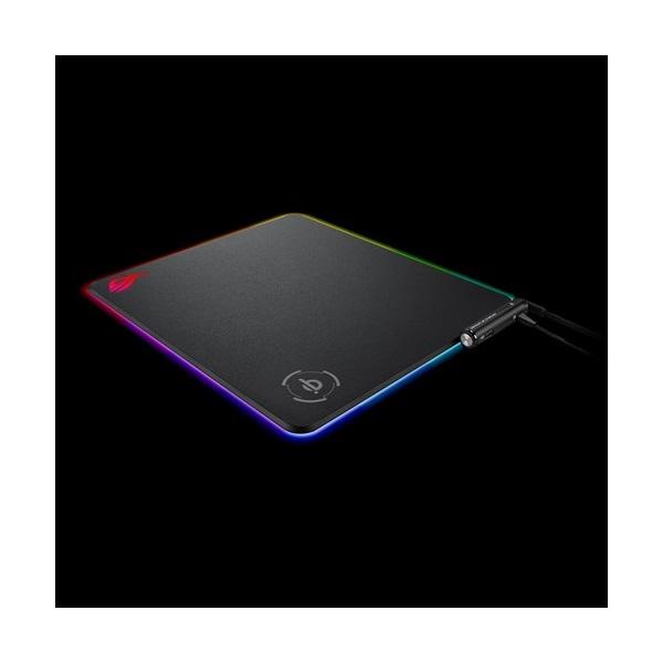 ASUS ROG Balteus Qi RGB világító gamer egérpad - 4