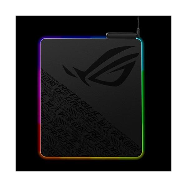 ASUS ROG Balteus RGB világító gamer egérpad - 2