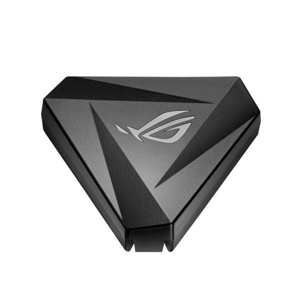 ASUS ROG Pugio II vezeték nélküli fekete gamer egér - 4