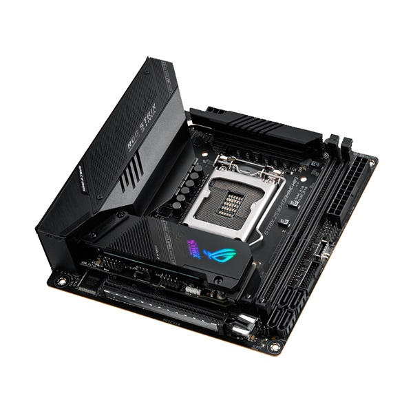 ASUS ROG STRIX Z590-I GAMING WIFI Intel Z590 LGA1200 mini-ITX alaplap - 5