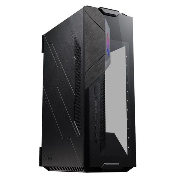 ASUS ROG Z11 Fekete ablakos (Táp nélküli)  mini-ITX ház - 3