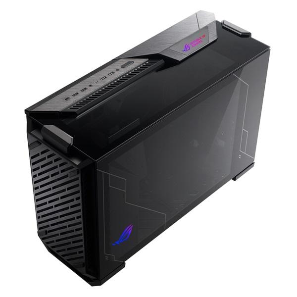 ASUS ROG Z11 Fekete ablakos (Táp nélküli)  mini-ITX ház - 4