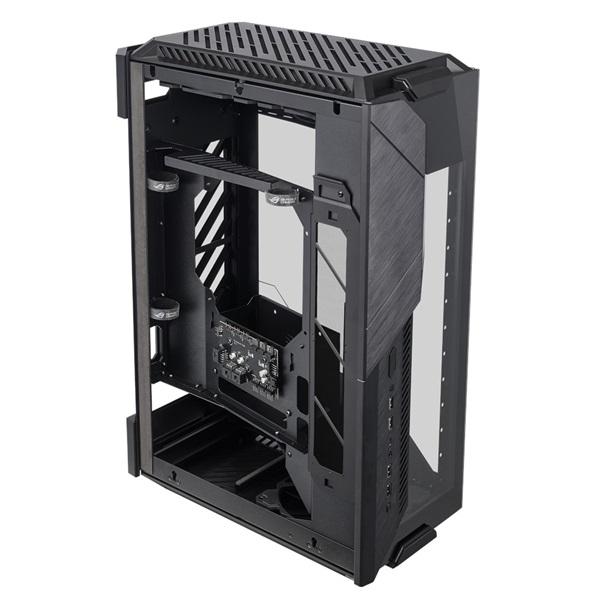 ASUS ROG Z11 Fekete ablakos (Táp nélküli)  mini-ITX ház - 6