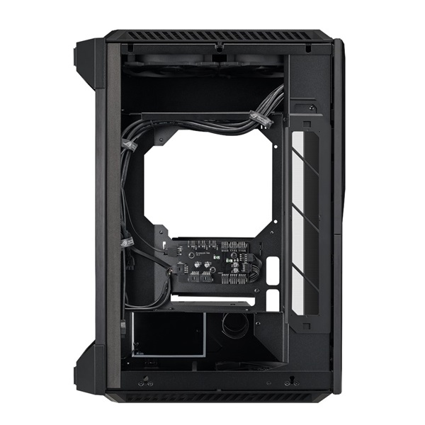 ASUS ROG Z11 Fekete ablakos (Táp nélküli)  mini-ITX ház - 7
