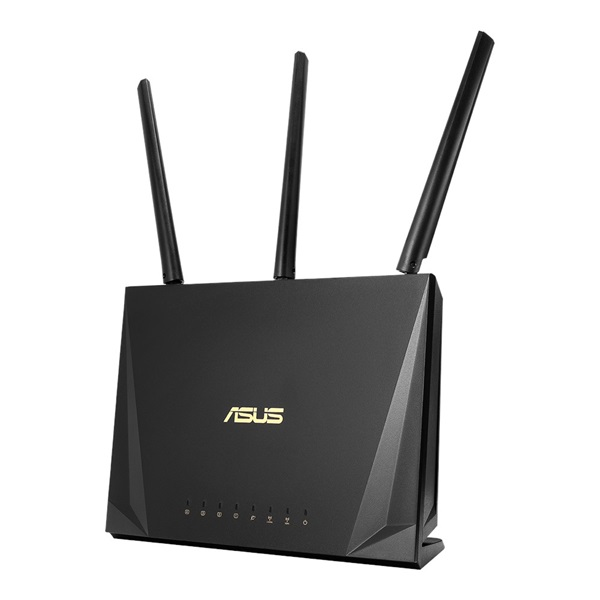 ASUS RT-AC65P/EU/13/P_EU  Vezeték nélküli 1750Mbps Router - 3