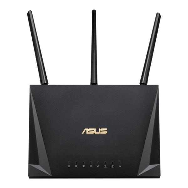ASUS RT-AC65P/EU/13/P_EU  Vezeték nélküli 1750Mbps Router - 4