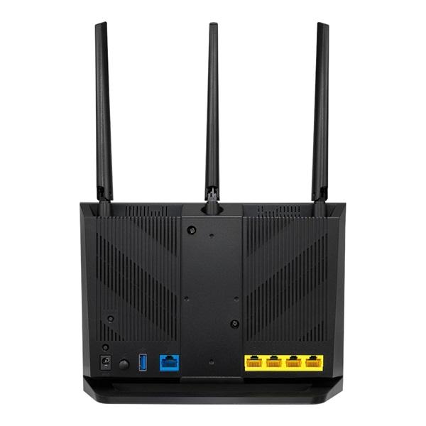 ASUS RT-AC65P/EU/13/P_EU  Vezeték nélküli 1750Mbps Router - 5