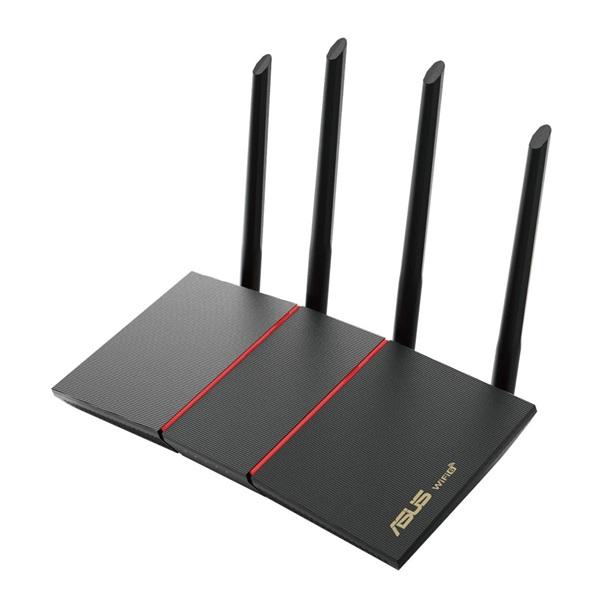 ASUS RT-AX55/EU/13/P_EU Vezeték nélküli 1800Mbps Router - 2