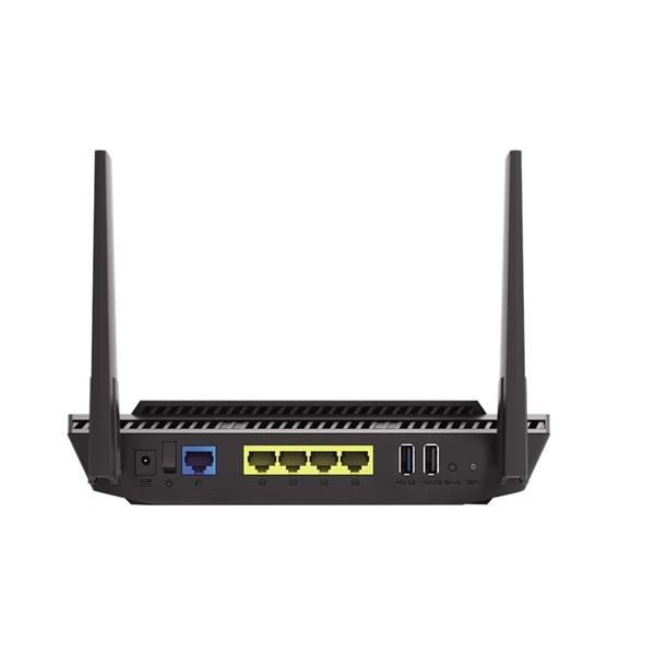 ASUS RT-AX56U/EU/13/GB_EU/P_EU/1 Vezeték nélküli 1800Mbps Router - 2