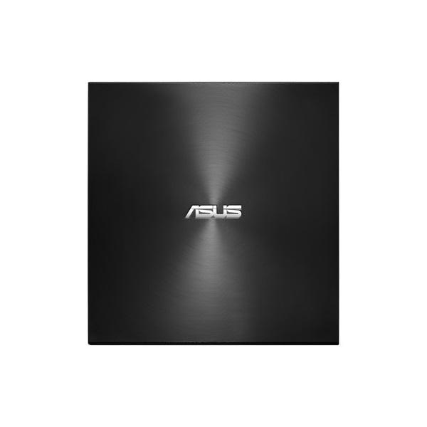 ASUS SDRW-08U9M-U/BLK/G/AS USB fekete DVD író - 1