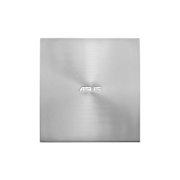 ASUS SDRW-08U9M-U/SIL/G/AS USB ezüst DVD író - 1