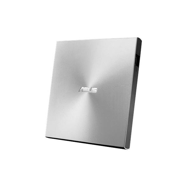 ASUS SDRW-08U9M-U/SIL/G/AS USB ezüst DVD író - 2