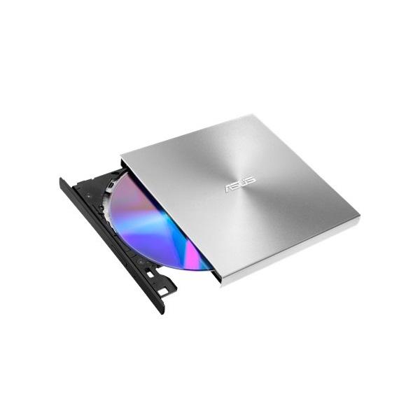 ASUS SDRW-08U9M-U/SIL/G/AS USB ezüst DVD író - 5