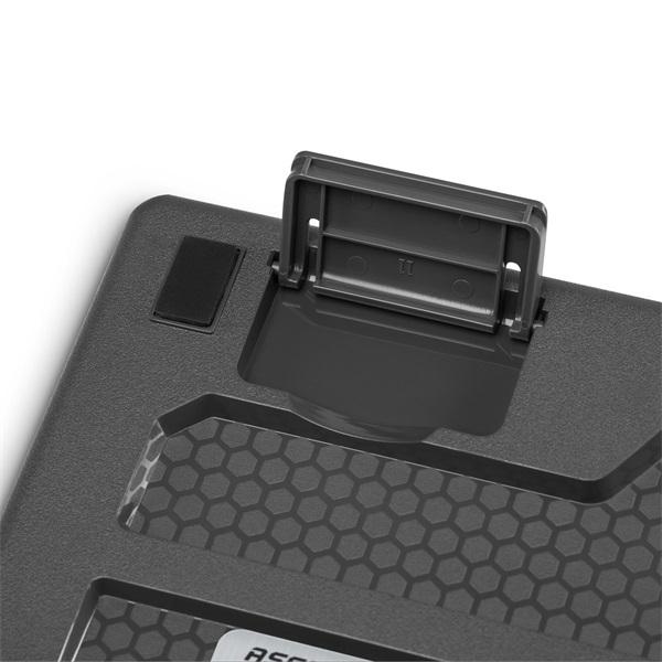 Aula Assault HUN fém világító mechanikus gamer billentyűzet - 2