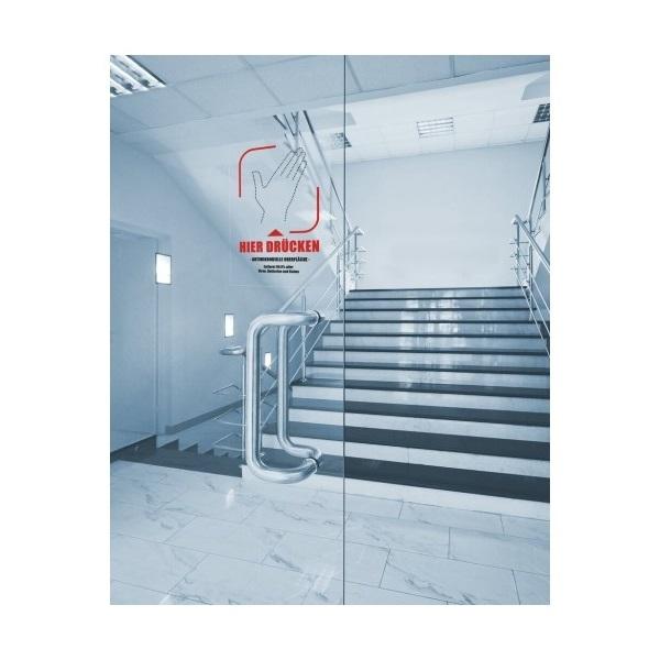 Avery L8011-10 antimikrobiális 210x297mm átlátszó fóliacímke - 4