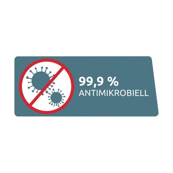 Avery L8013-10 antimikrobiális 105x148mm átlátszó fóliacímke - 8