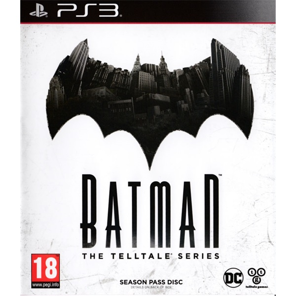 Batman The Telltale Series PS3 játékszoftver - 1
