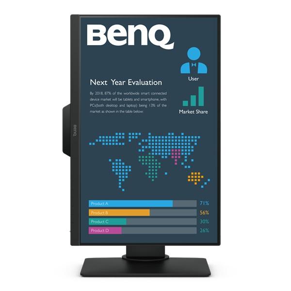 BENQ 22,5 BL2381T LED IPS HDMI DVI pivot monitor - 5