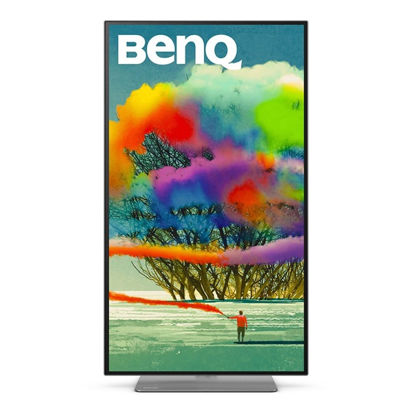 BENQ 27 PD2720U LED 4k AHVA-panel HDMI DP Type-C pivot monitor - 6