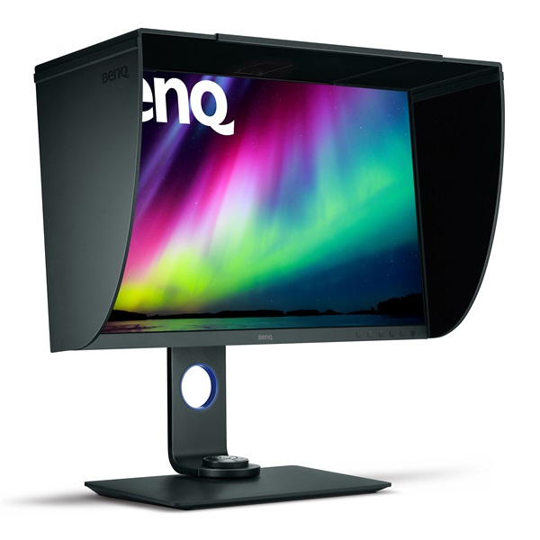 BENQ 27 SW271 LED 4k IPS DP  HDMI grafikus monitor - 2